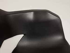 Krzesło MATCH ARMS METAL - czarny small 4