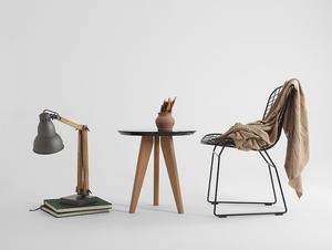 Krzesło WIR - czarny small 1