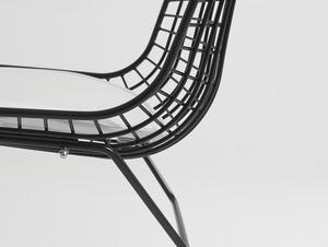 Krzesło WIR - czarny small 4