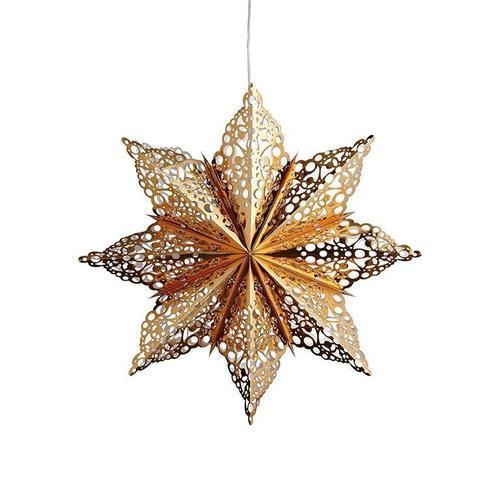 MÄRTA Stojąca papierowa Gwiazda 60cm