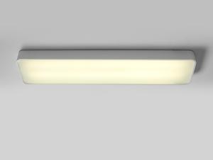 Plafon LAXO 90x20 - biały small 3