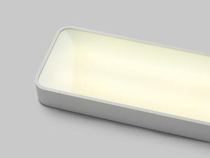 Plafon LAXO 90x20 - biały small 4
