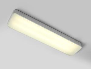 Plafon LAXO 90x20 - biały small 0