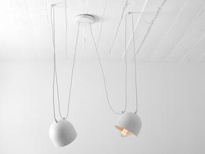Lampa wisząca POPO 2 - biały small 3