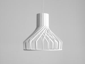 Lampa wisząca VEGA FAT - biały small 2
