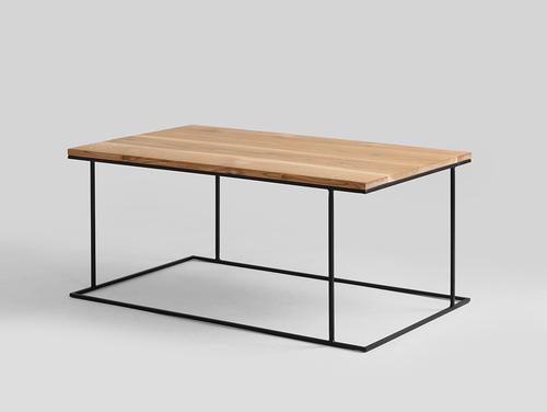 Stół kawowy WALT SOLID WOOD 100x60