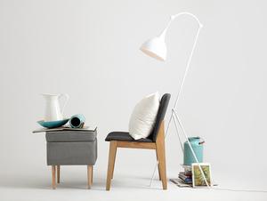 Lampa podłogowa DEBY FLOOR - biały small 2