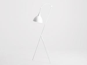 Lampa podłogowa DEBY FLOOR - biały small 3
