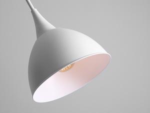 Lampa podłogowa DEBY FLOOR - biały small 4