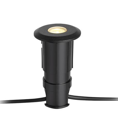 GARDEN 24 Spot 3W 60mm Czarny