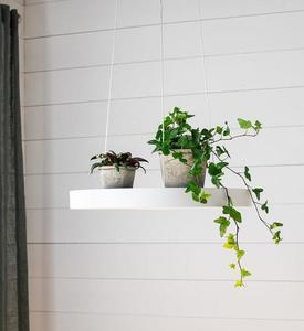 PLATE Ceiling 1L White small 1
