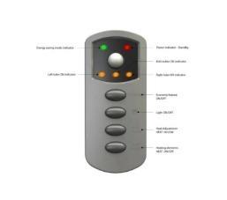Grzejnik zewnętrzny EPH2960 HELIOS small 2