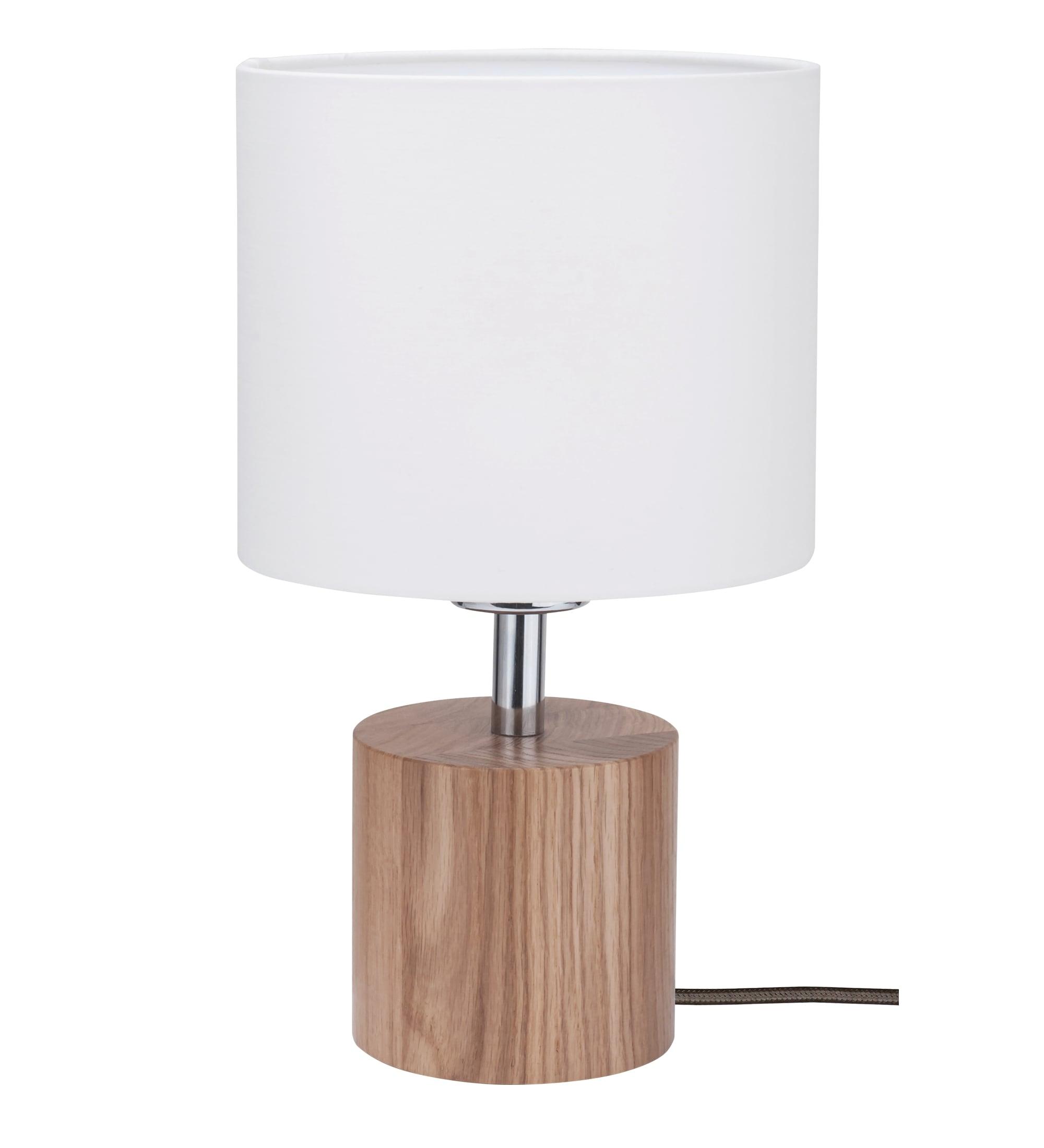 Lampa Stolowa Trongo Dab Rozne Kolory Kabla Bialy E27 60w Sklep Z