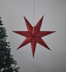 CLARA wisiorek Gwiazdka 75 Red small 0