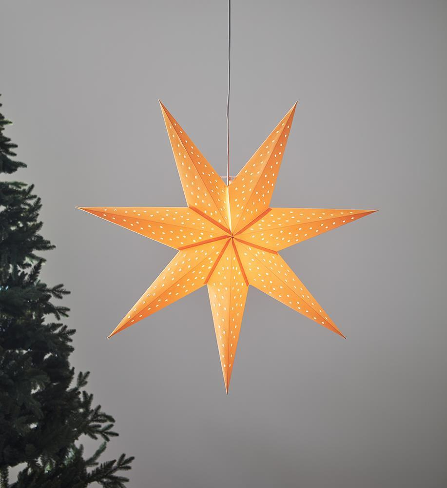 CLARA wisiorek Gwiazdka 75 Saffron