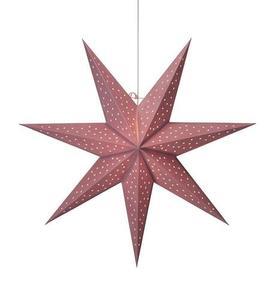 CLARA wisiorek Gwiazdka 75 Różowy small 1