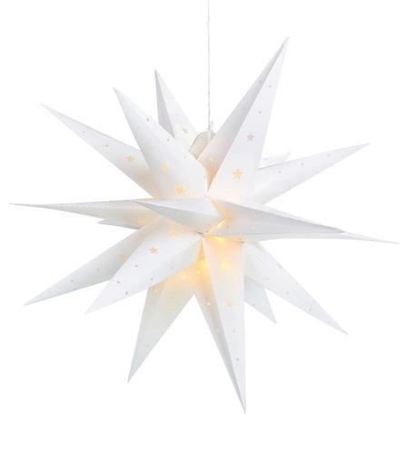 VECTRA 3D plastikowe gwiazdki 60 cm IP44