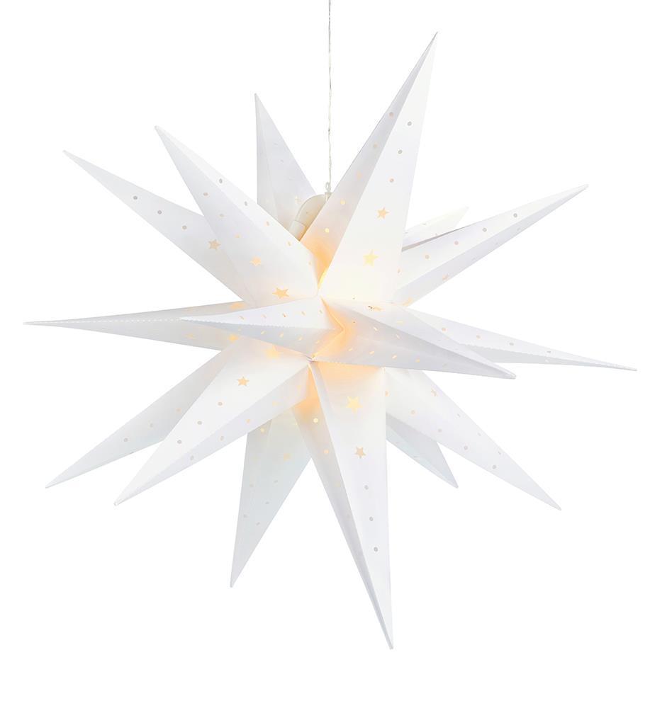 VECTRA 3D plastikowe gwiazdki 80 cm IP44
