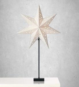 Solvalla Tablestar 69 cm srebra small 0