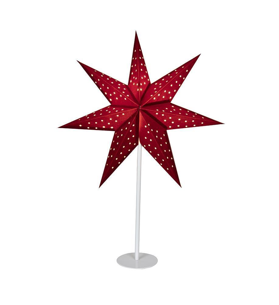 CLARA Tabela Gwiazda 45 Red