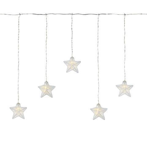 ISABELLA Sopel LED biały Gwiazda