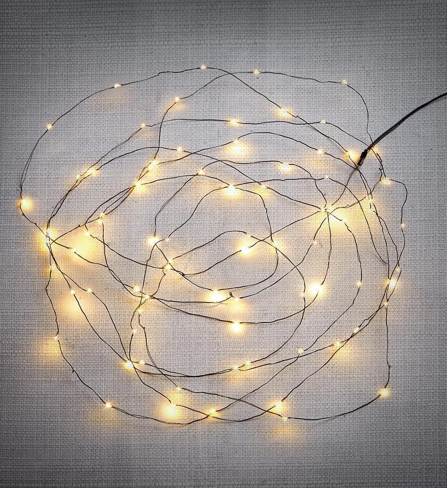 FENIX 200 Mini LED świecący łańcuch IP44 Transformer