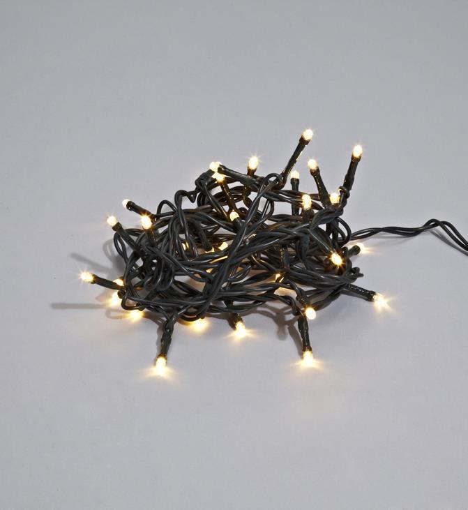 Lekki łańcuch SKEN 120L LED 24V