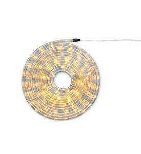 LINOWA Ropelight 6 m 24V ciepły biały small 1