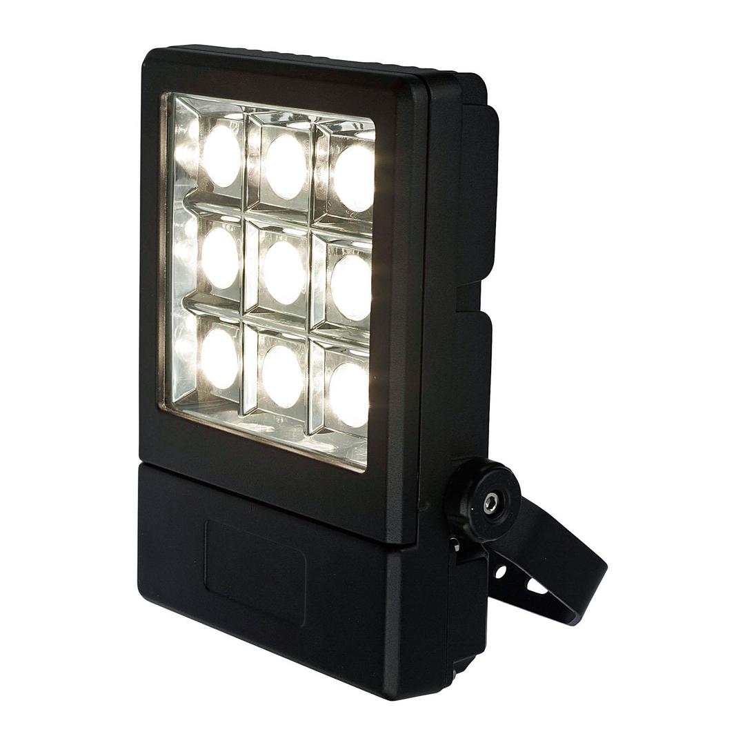Lysse 12led Cree 230v 25w 30st Ip65 Cw Wallwasher