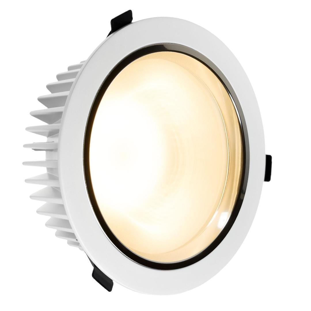 Ceiline Ii Led Downlight 230v 32w 190mm Ww