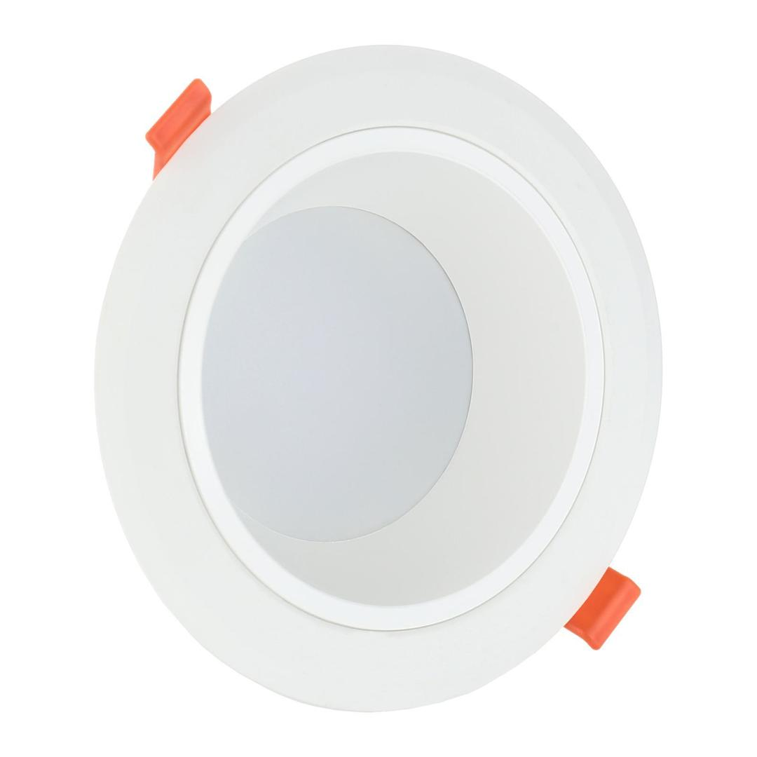 Ceiline Iii Led Downlight 230v 20w 190mm Ww