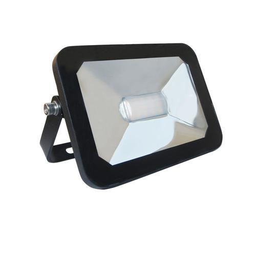 Noctis Premium Smd 100st 230v 10w Ip65 Cw Wallwasher Black