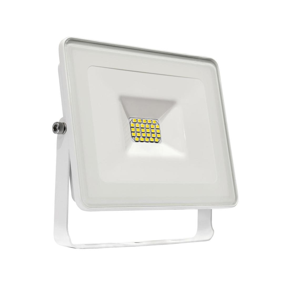 Noctis Lux Smd 120st 230v 10w Ip65 Cw Wallwasher White