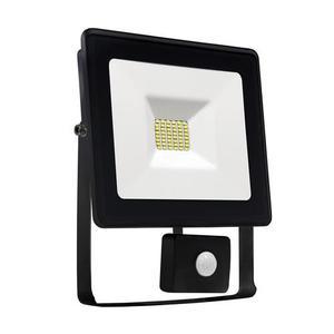 Noctis Lux Smd 120st 230v 10w Ip44 Ww Wallwasher Black With Sensor small 0