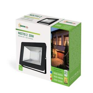 Noctis 2 Smd 230v 20w Ip65 Nw Wallwasher Black small 1