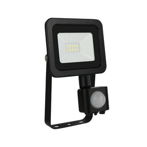 Noctis Lux 2 Smd 230v 10w Ip44 Cw Black With Sensor small 0