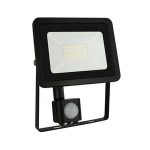 Noctis Lux 2 Smd 230v 30w Ip44 Cw Black With Sensor small 0