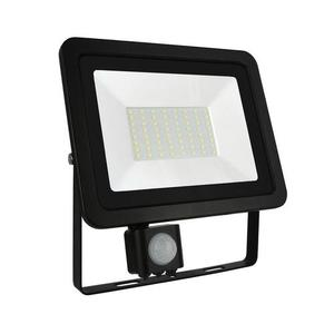 Noctis Lux 2 Smd 230v 50w Ip44 Cw Black With Sensor small 0