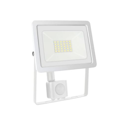 Noctis Lux 2 Smd 230v 20w Ip44 Cw White With Sensor