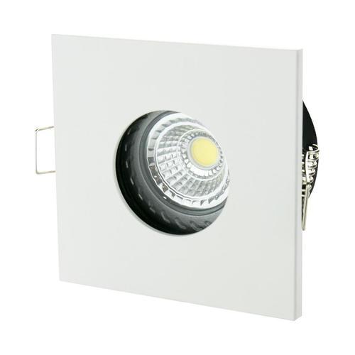 Fiale Iv Gu10 Square White Ip65