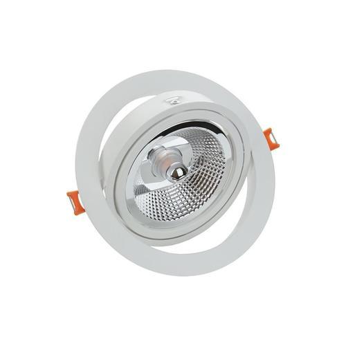 Mdd Maxi Uno Round Ar111 Gu10 X 1 White