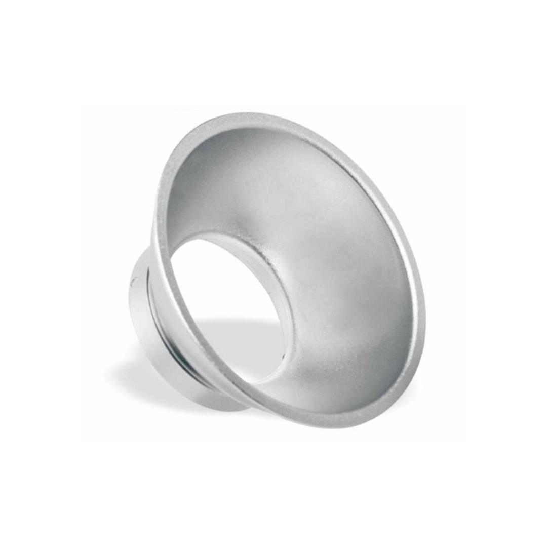Elemento Round Reflectors Silver