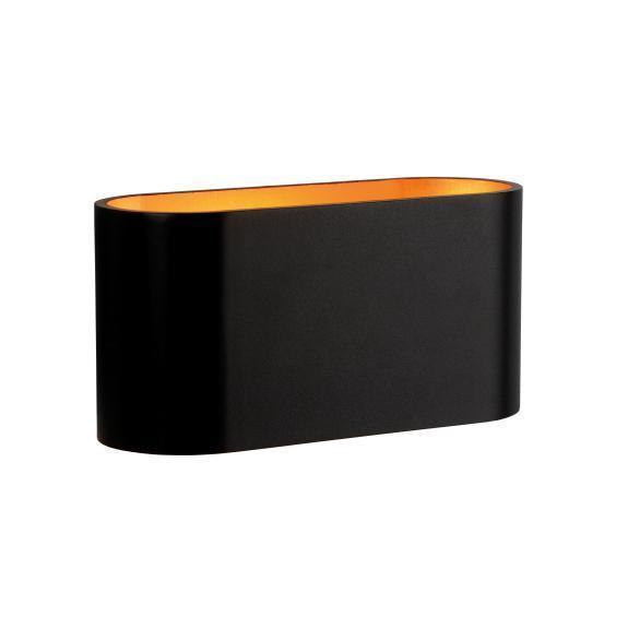 Squalla G9 Ip20 Czarna Złota