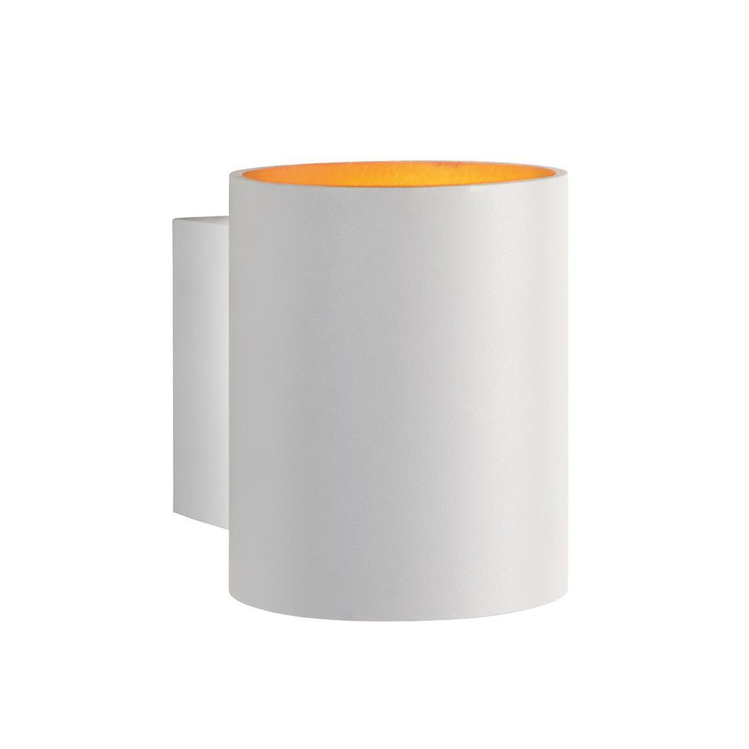 Squalla G9 Ip20 Tuba Biała Złota