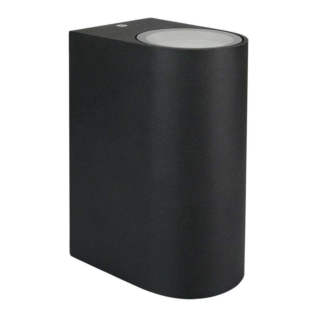 Torre Gu10 X2 Ip54 Black