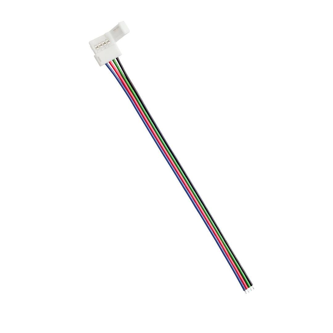 Konektor Pasek Led P-Z Rgb 10mm / P-Z Rgb Led Strips Connector 10mm