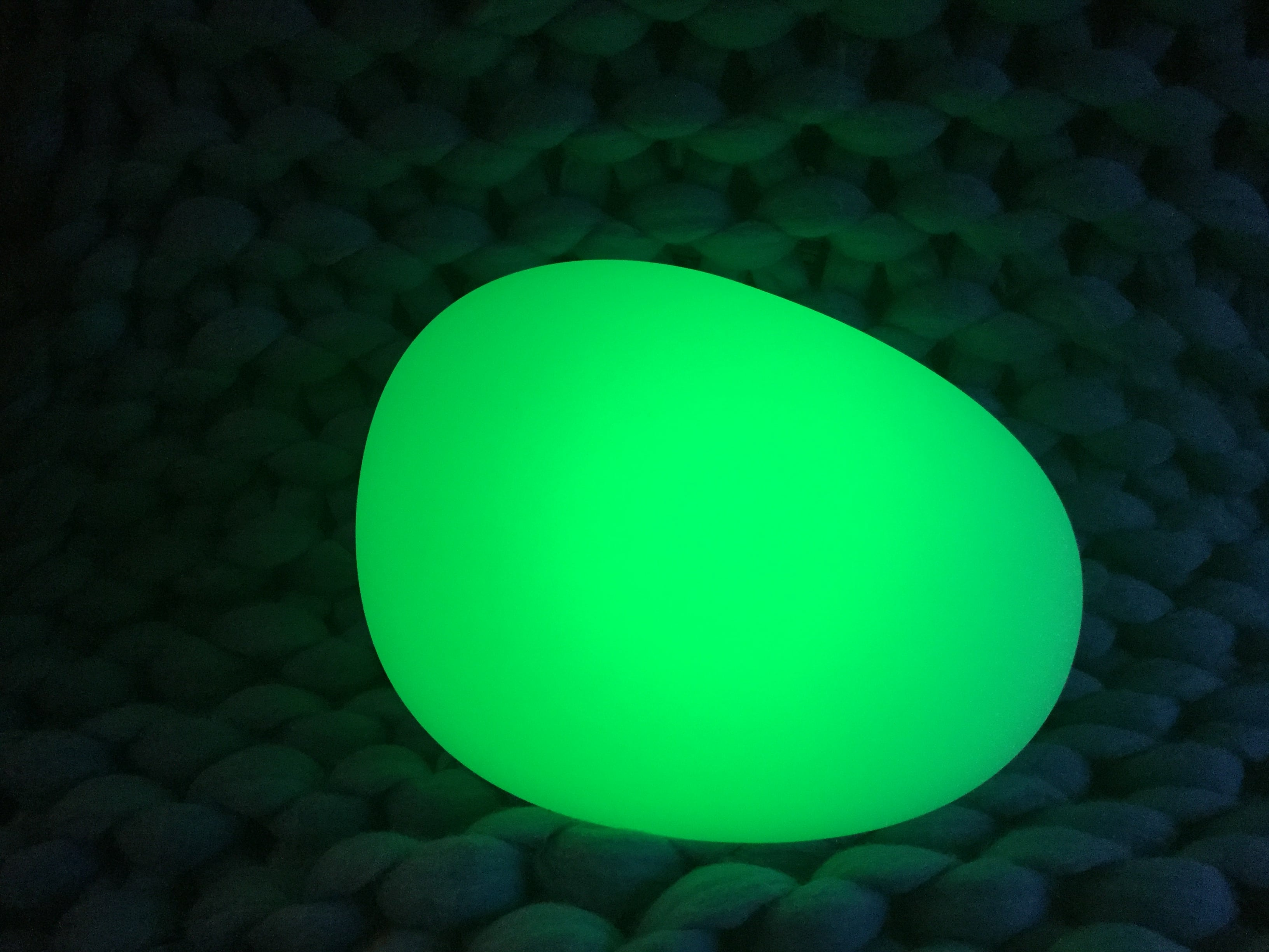 Lampa Solarna Ogrodowa Kamien