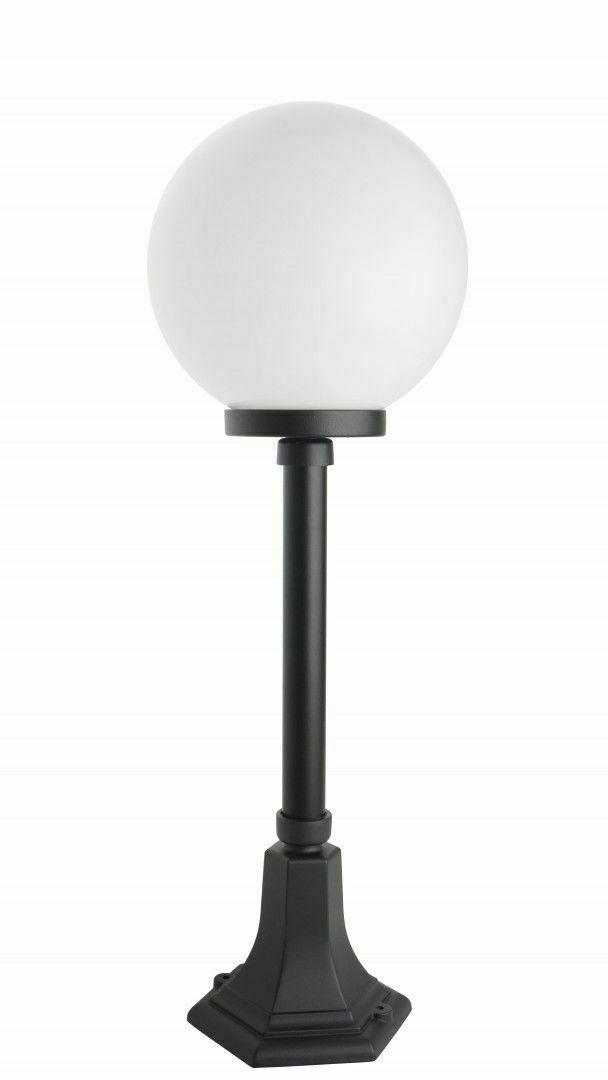 Klasyczna lampa kulowa stojąca do ogrodu (74 cm)