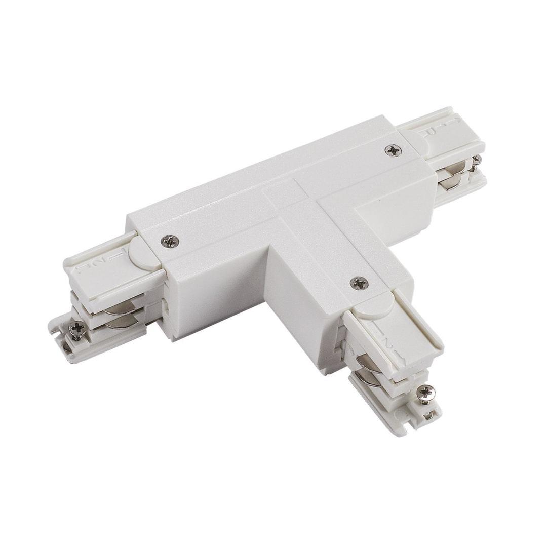 Sps 2 Łącznik T Prawy, Biały Spectrum T-R1