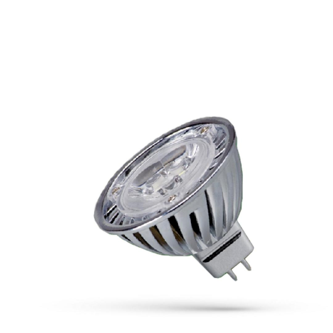 Led Mr16 12v 3w=35w 3led 38st Ww Spectrum